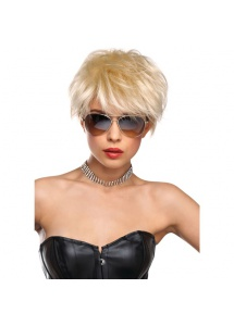 SexShop - Peruka Pleasure Wigs - model Paris Wig Blonde - online