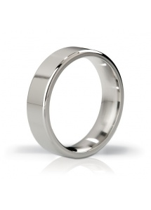 SexShop - Stalowy pierścień na penisa - Mystim His Ringness Duke Polished 55mm - online
