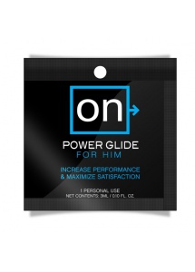 SexShop - Sensuva ON Power Glide for Him - Żel na potencję  1 dawka - online