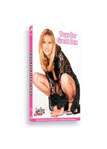 SexShop - DVD edukacyjne - Alexander Institute Toys For Great Sex Educational DVD - Akcesoria erotyczne - online