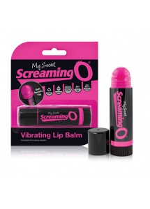 SexShop - The Screaming O Vibrating Lip Balm – Wibrująca kosmetyczka Pomadka - online