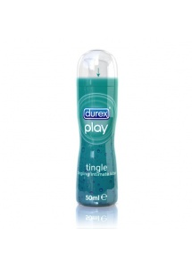 SexShop - Durex Play Tingle 2w1 żel nawilżający i do masażu - 50 ml - online