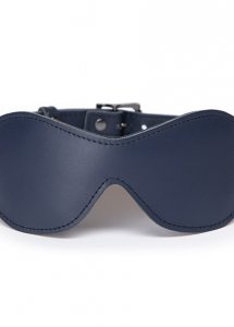 Sexshop - Fifty Shades of Grey Darker Limited Collection Blindfold  - Maska skórzana - online