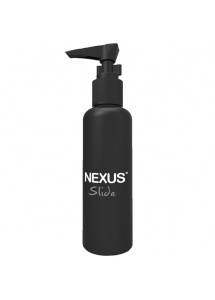 SexShop - Nawilżający żel analny - Nexus Slide Waterbased Lubricant 150ml  - online