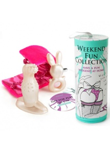 SexShop - Nookii Zestaw Weekend Fun Collection - Gra erotyczna na weekend - online