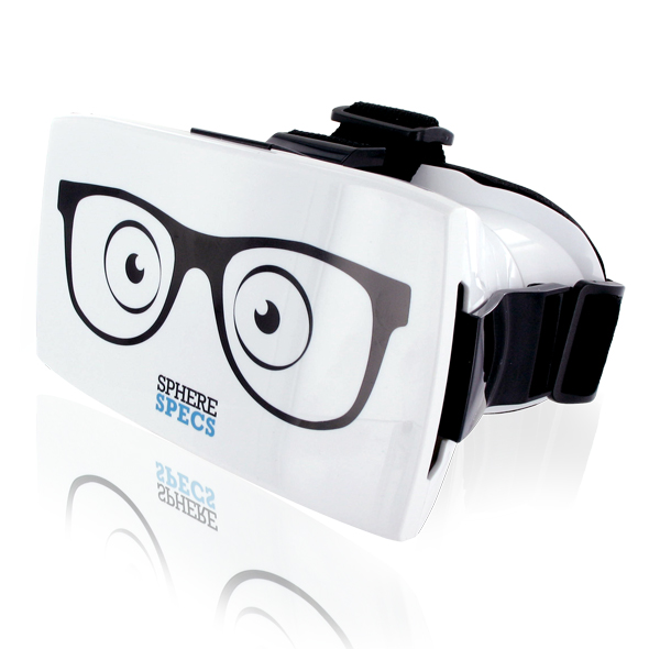 SexShop - Okulary 3D do masturbacji - SphereSpecs Virtual Reality Headset 3D-360  - online