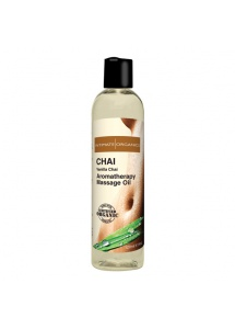 SexShop - Olejek do masażu organiczny - Intimate Organics Chai Massage Oil 120 ml  - online