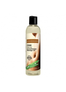 SexShop - Olejek do masażu organiczny - Intimate Organics Chai Massage Oil 240 ml  - online
