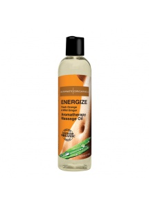 SexShop - Olejek do masażu organiczny - Intimate Organics Energize Massage Oil 120 ml  - online
