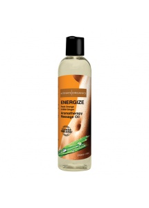 SexShop - Olejek do masażu organiczny - Intimate Organics Energize Massage Oil 240 ml  - online