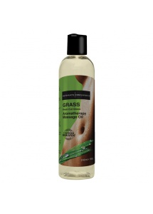 SexShop - Olejek do masażu organiczny - Intimate Organics Grass Massage Oil 240 ml  - online