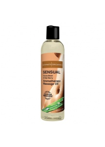 SexShop - Olejek do masażu organiczny - Intimate Organics Sensual Massage Oil 120 ml  - online