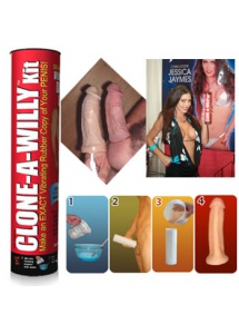 SexShop - Zestaw do kopiowania Penisa - Original Clone A Willy Kit - online