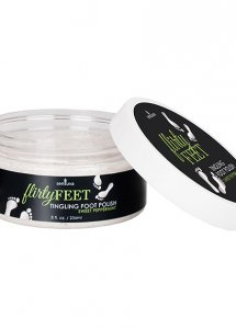Sexshop - Sensuva Flirty Feet Sweet Peppermint Tingling Foot Polish 236 ml  - Peeling do stóp - online