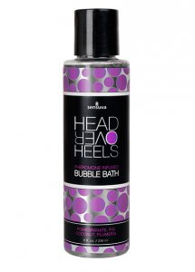 Sexshop - Sensuva Head Over Heels Pheromone Bubble Bath 236ml Granat - Płyn do kąpieli z feromonami - online