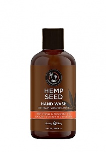 Płyn do mycia rąk olejem z nasion konopii - 8oz / 236 ml - HSHW008 - Hemp Seed Hand Wash - 8oz / 236 ml