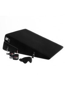 SexShop - Podparcie do seksu i bondage - Liberator Black Label Ramp Black   - online