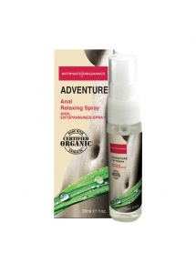 SexShop - Spray analny dla kobiet - Intimate Organics Adventure Anal Spray Women  - online