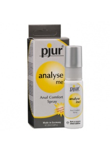 SexShop - Spray nawilżając analny Pjur - Analyse Me Spray 20ml - online
