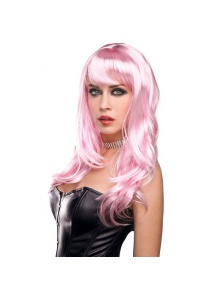 SexShop - Peruka Pleasure Wigs - model Candy Wig Baby Pink - online