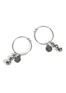 SexShop - 50 twarzy Greya -  Kolczyki do sutek Pleasure Pain Nipple Rings - online